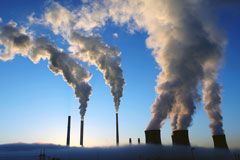 coal and electric fuel emissions